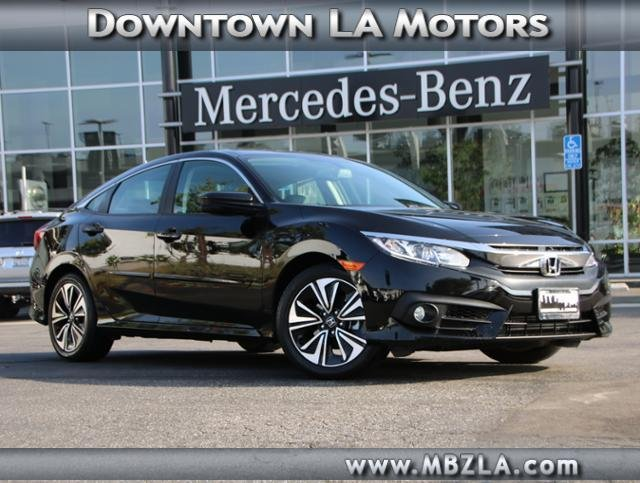 Pre Owned 2016 Honda Civic Sedan EX L