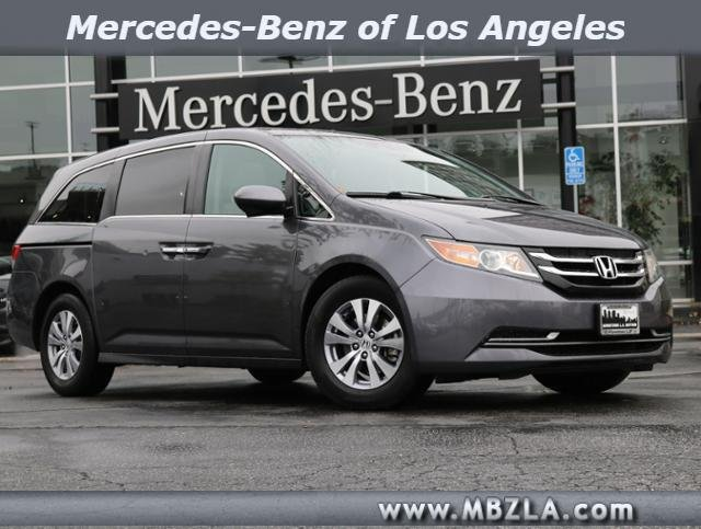 Pre Owned 2016 Honda Odyssey Ex L Mini Van Penger In Los Angeles