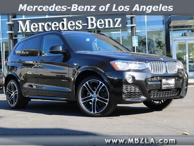 pre-owned 2017 bmw x3 xdrive35i sport utility in los angeles