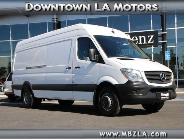 Pre Owned 2016 Mercedes Benz Sprinter Cargo Vans