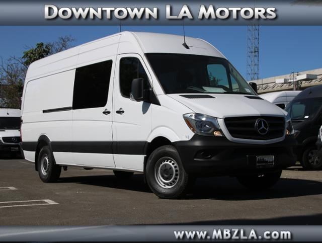 New 2017 Mercedes Benz Sprinter Passenger Van