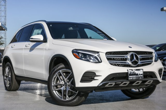 Uitgelezene New 2019 Mercedes-Benz GLC GLC 300 Sport Utility in Los Angeles GN-13