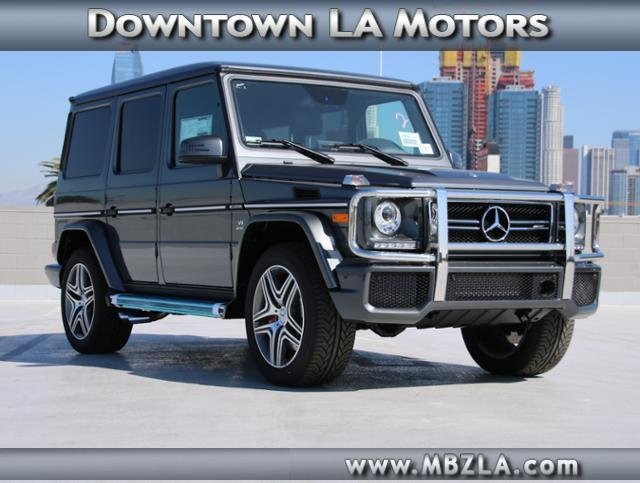 New 2018 mercedes benz g class amg g 63 sport utility in for Downtown la motors mercedes