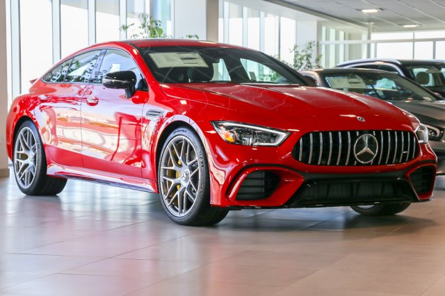 New 2019 Mercedes Benz Amg Gt 63 Coupe Awd 4matic