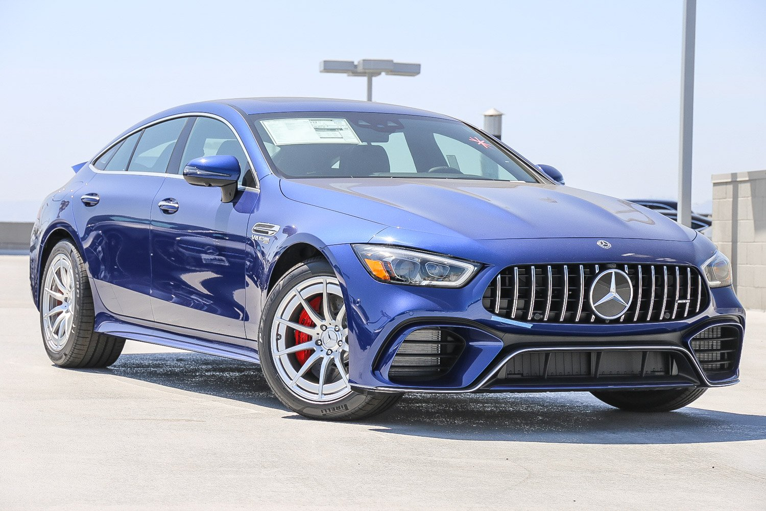 New 2019 Mercedes-Benz AMG® GT AMG® GT 63