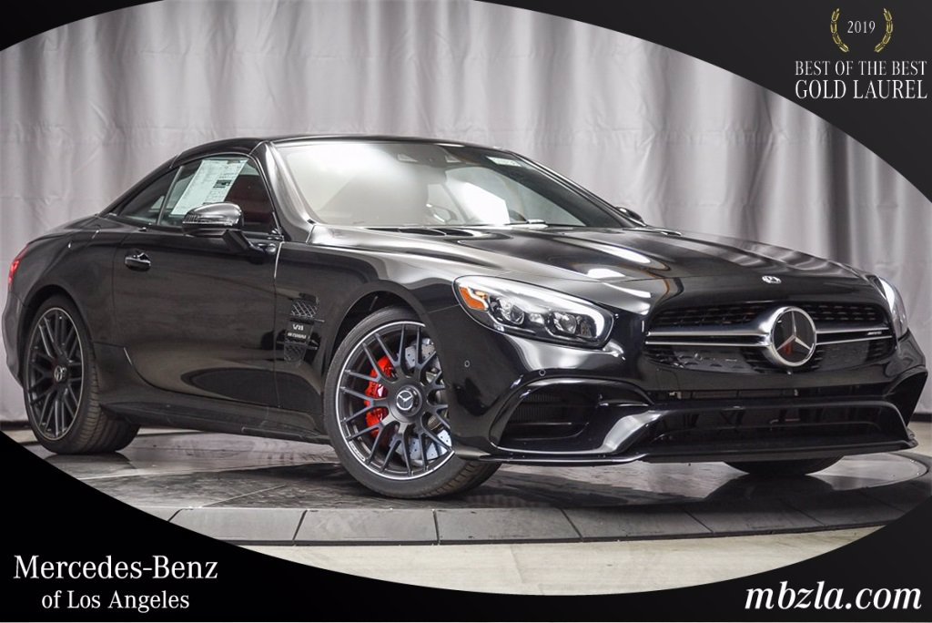 New 2019 Mercedes-Benz SL AMG® SL 63