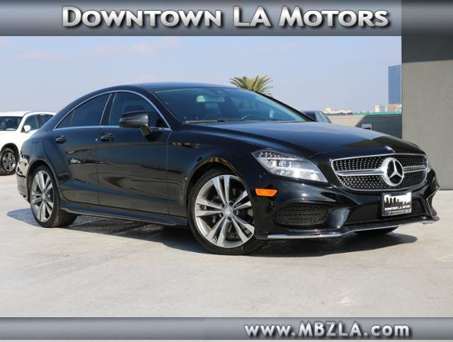 Certified Pre Owned 2016 Mercedes Benz Cls Cls 400 Coupe In Los