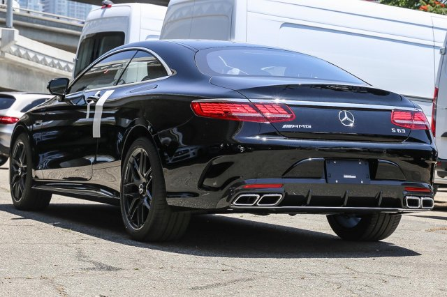 New 2019 Mercedes Benz S Class Amg S 63 2dr Car In Los Angeles