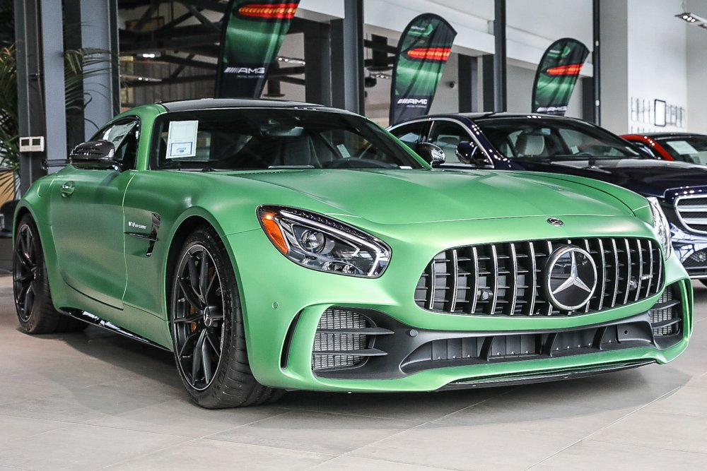 New 2019 Mercedes-Benz AMG® GT AMG® GT R