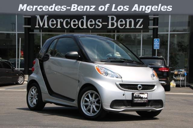Pre Owned 2016 Smart Fortwo Electric Drive Pion