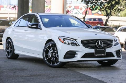 New Mercedes-Benz C-Class in Los Angeles | Mercedes-Benz of
