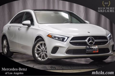 Used Mercedes Benz A Class A 220 Los Angeles Ca