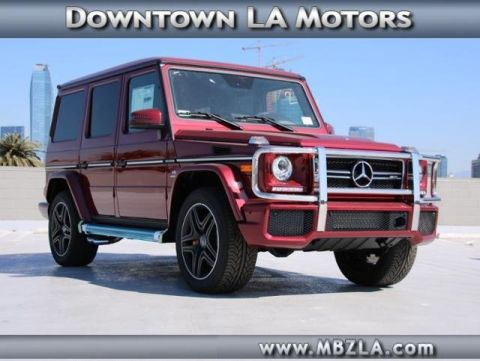 new 2018 mercedes benz g class amg g 63 sport utility in los